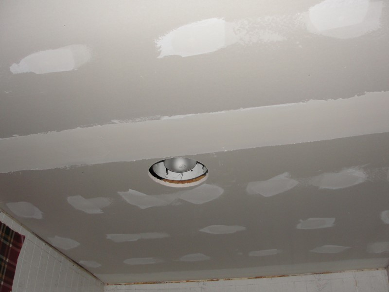 Sagging Ceilings