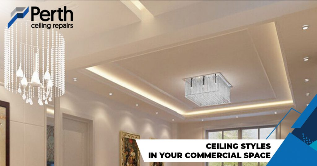 commercial ceilings perth