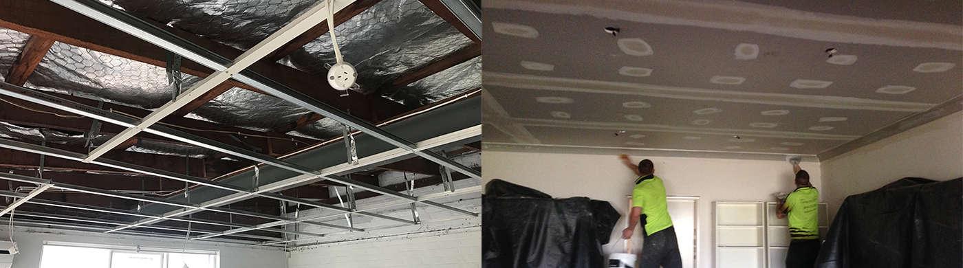 perth ceiling repairs