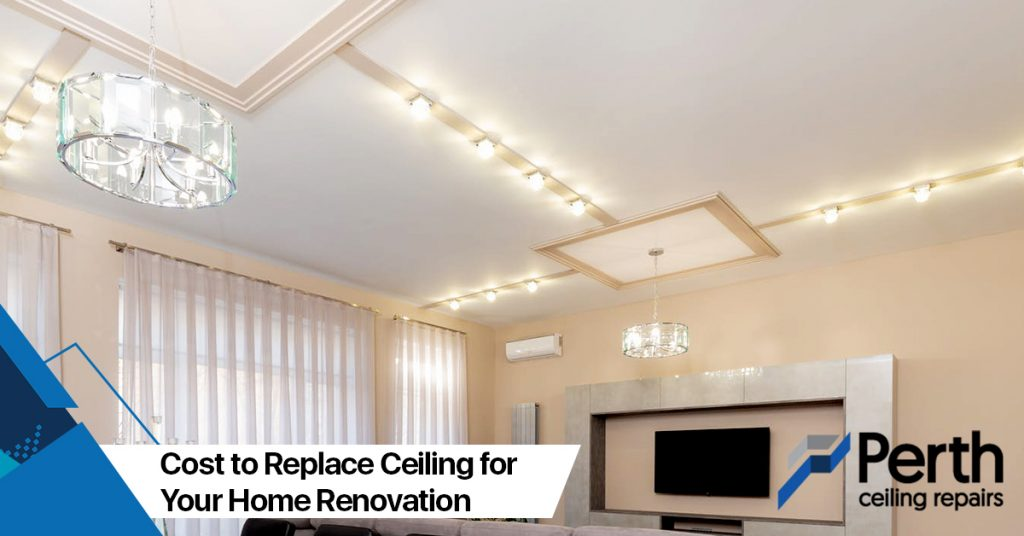 cost to replace ceiling renovation